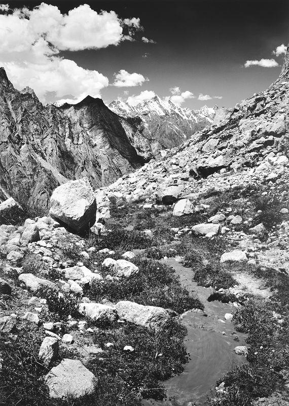 ©Антон Иванов. «Базовый лагерь, высота 4444 м»
