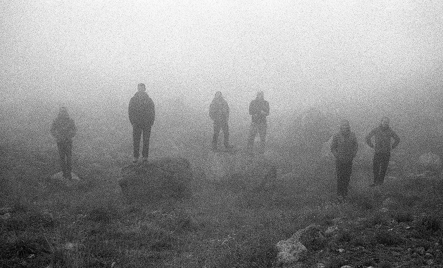 ©Антон Иванов. «Туман в базовом лагере»