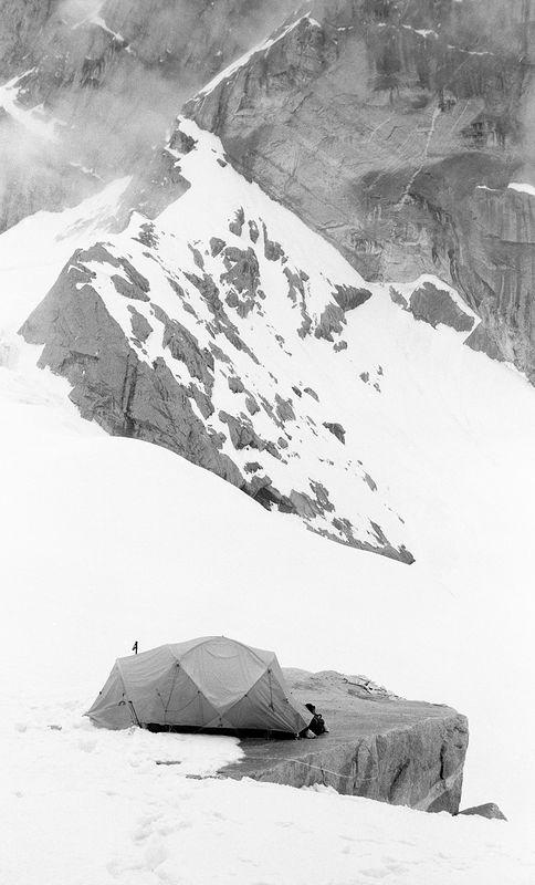 ©Антон Иванов. «ABC (advanced base camp), высота 5050 м»