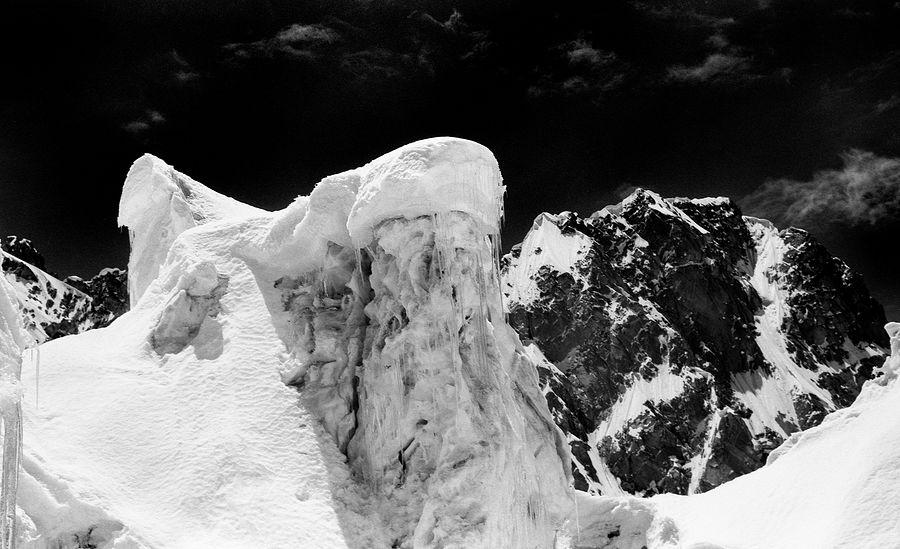 ©Антон Иванов. «На подходе к штурмовому лагерю, высота 5400 м»