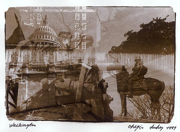 ©Aндрей Чежин. «Вашингтон, 1999»