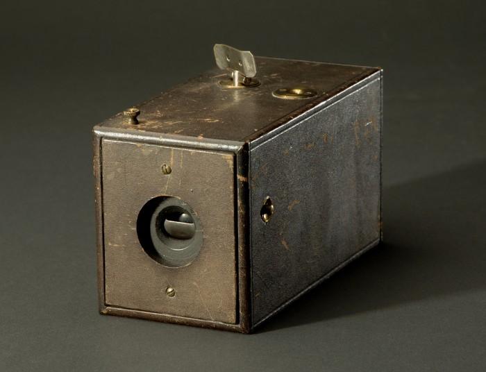 Первая камера «Кодак», стоившая 25 долларов
