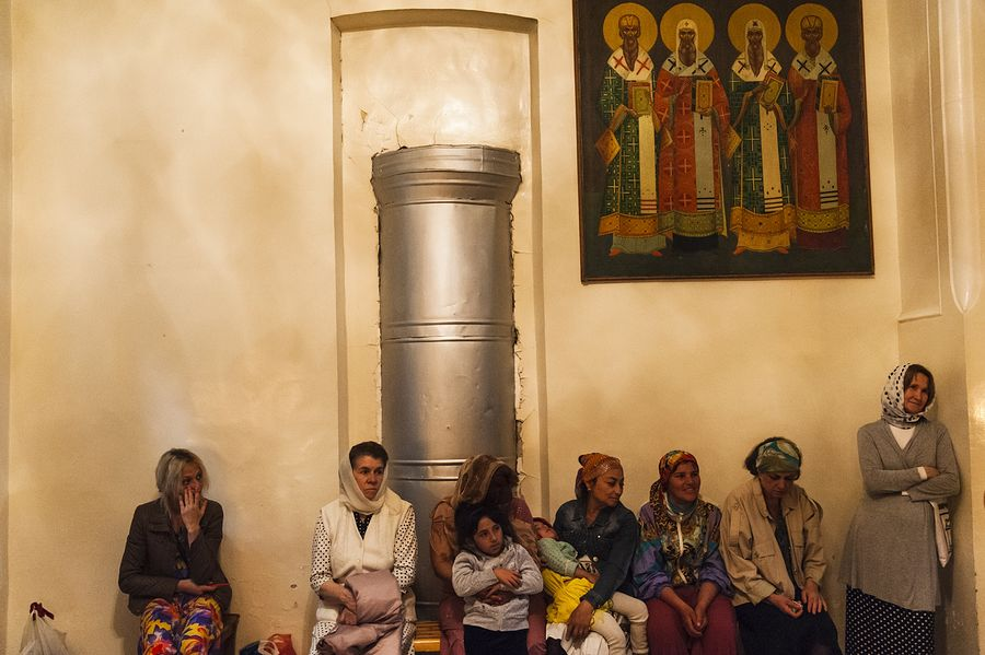 ©Анзор Бухарский. «Русская Православная церковь в Бухаре»