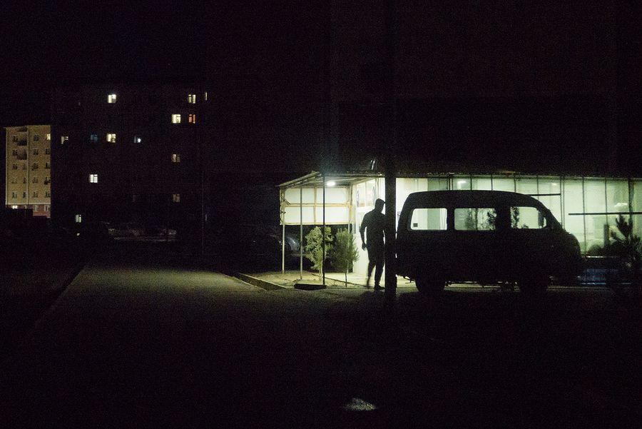 ©Анзор Бухарский. «Новый 7-й микрорайон в Бухаре»