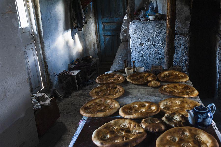 ©Анзор Бухарский. «Бухарские лепешки «оби нон» – буквально «лепешки на воде» – самые вкусные в мире»