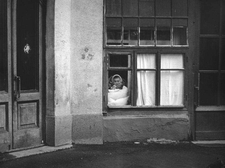 ©Дашевский Михаил Аронович. «Бдящее око. 1960-е»
