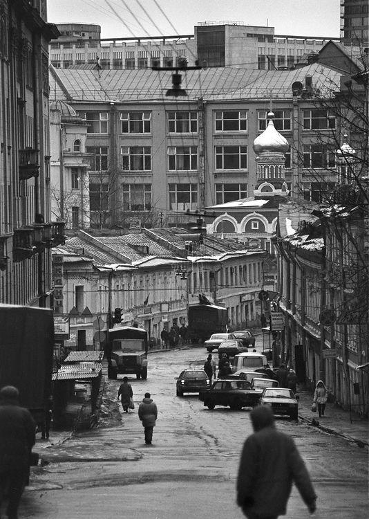 ©Дашевский Михаил Аронович. «Солянка. 1990-е»