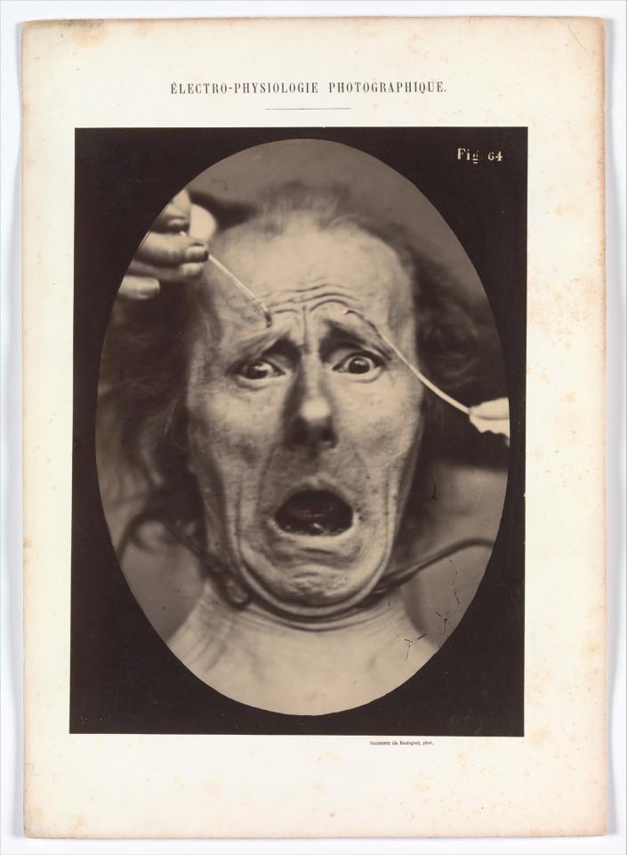 Адриен Турнашон, Electro-Physiologie, фото. 64, альбумин серебряный со стеклянного негатива, 1854-6 гг