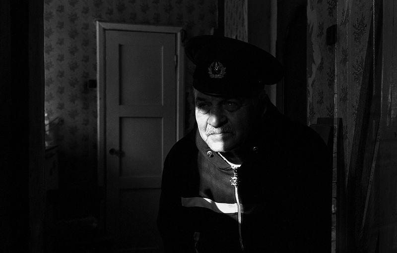 ©Дмитрий Черба. «Советский солдат. Дубовка. 2020»