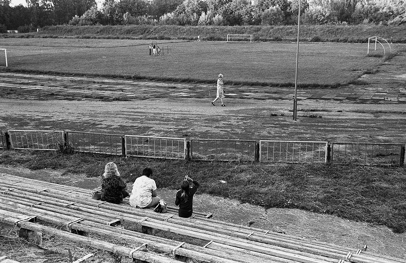 ©Дмитрий Черба. «Из серии «Узловая – город железных людей». Тульская область. 2020»