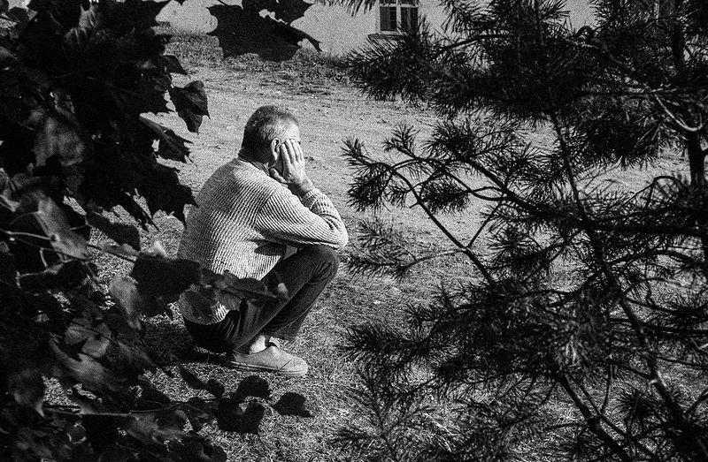 ©Дмитрий Черба. «Триптих «Созерцание» (2). Нило-Столобенская Пустынь. Селигер. 2020»