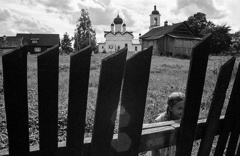 ©Дмитрий Черба. «Крискентия. Старая Русса. Новгородская область. 2020»