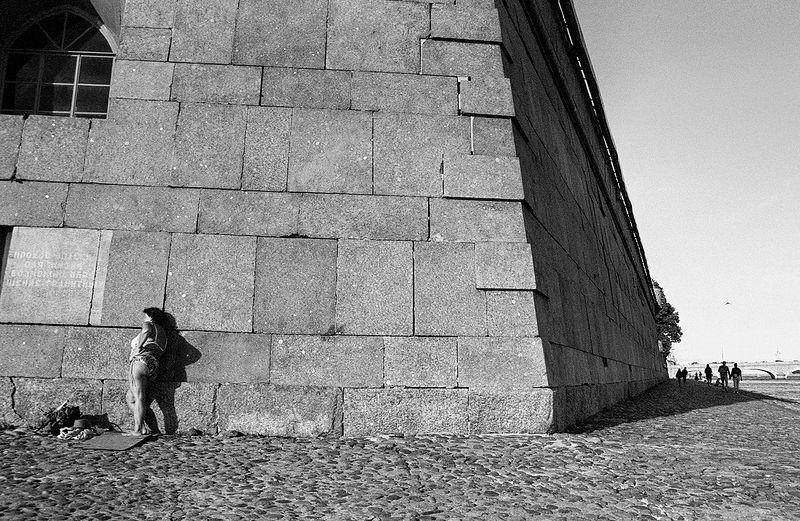 ©Дмитрий Черба. «Петропавловская крепость. Санкт-Петербург. 2020»