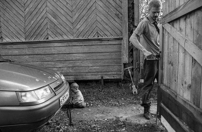©Дмитрий Черба. «Мужики. Старая Русса. Новгородская область. 2020»