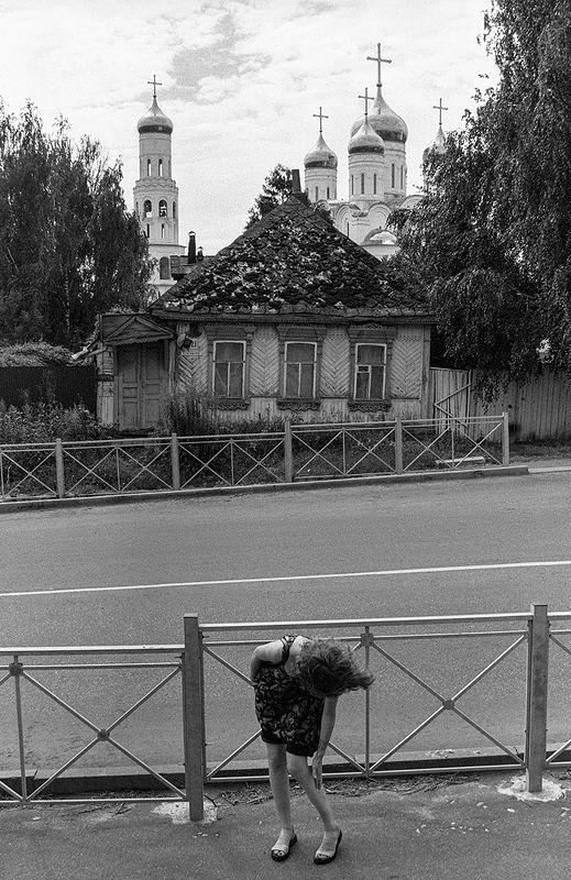 ©Дмитрий Черба. «Арсенальская улица. Брянск. 2020»
