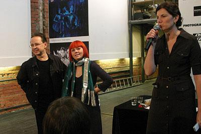 Андрей Безукладников, Анна Власова и Лиза Фактор (Photographer.ru)