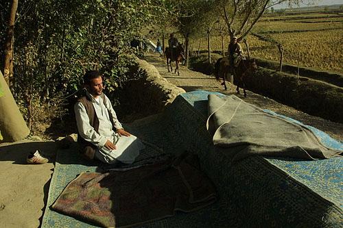 © Thomas Dworzak/Magnum, Афганистан, 2001