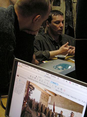 Андрей Поликанов на семинаре в Ростове-на-Дону. © Лиза Фактор