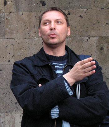 Андрей Поликанов. © Лиза Фактор