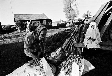 ©Валерий Нистратов. «Нижегородская область, 1996»