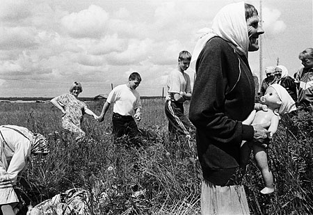 ©Валерий Нистратов. «Нижегородская область, 2002»