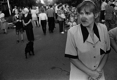 ©Валерий Нистратов. «Пучеж, Ивановская область, 2001»
