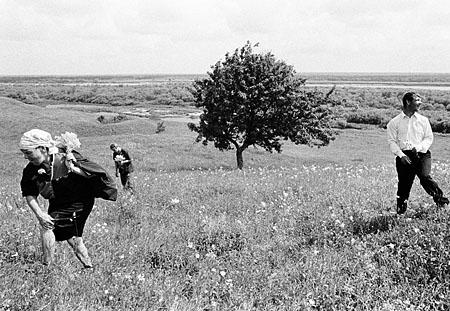 ©Валерий Нистратов. «Елатьма, Рязанская область, 2000»