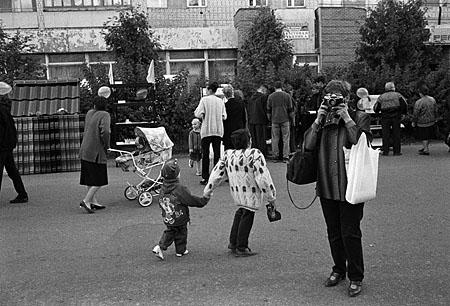 ©Валерий Нистратов. «Чкаловск, Нижегородская область, 2002»
