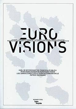 """Обложка книги """"Euro visions"""""""