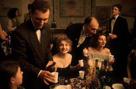 ©Николай Игнатьев. «Рождественский бал Дворянского Собрания, Москва, 1997»