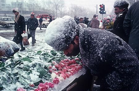 ©Николай Игнатьев. «На одном из московских рынков»