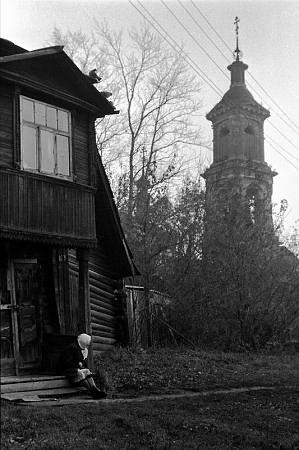 ©Александр Тягны-Рядно. «Кимры.1990»