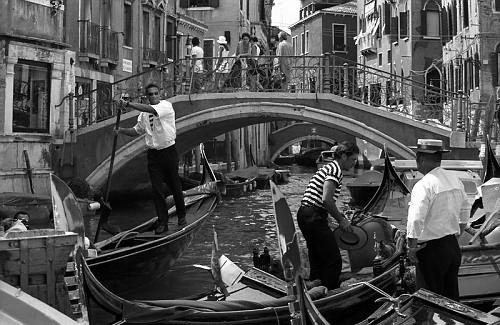 ©Александр Тягны-Рядно. «Венеция. 2002»