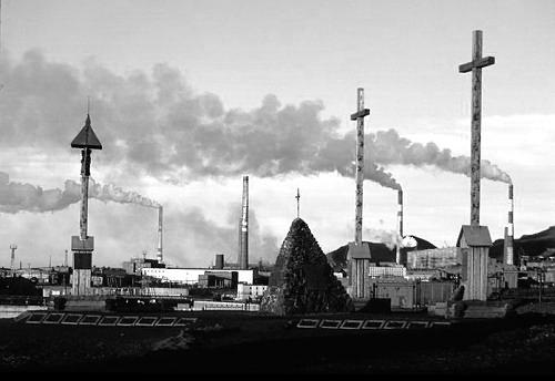 ©Александр Тягны-Рядно. «Норильск. 2001»