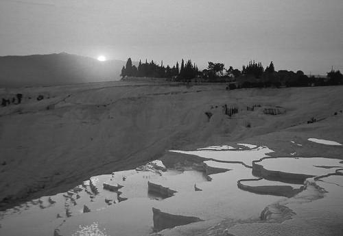 ©Александр Тягны-Рядно. «Памуккале. 2000»