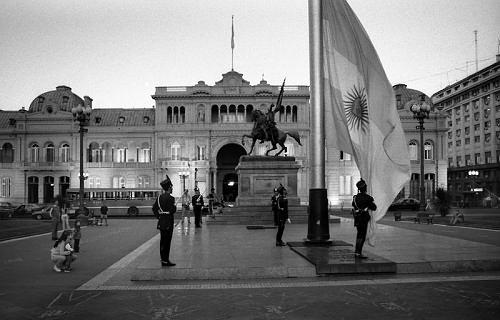 ©Александр Тягны-Рядно. «Буэнос Айрес. 2001»