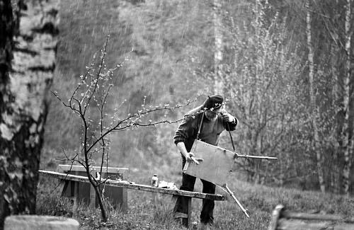 ©Александр Тягны-Рядно. «Вышний Волочёк. 1993»