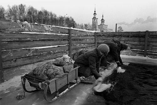 ©Александр Тягны-Рядно. «Великий Устюг. 1989»