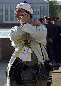 Максим Мармур, штатный фотограф AFP
