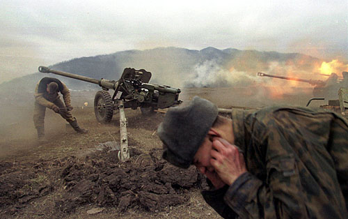 Чечня, 2000. © Maxim Marmur/AP