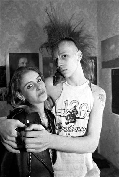 ©Владимир Жаров. «Москва 1990»