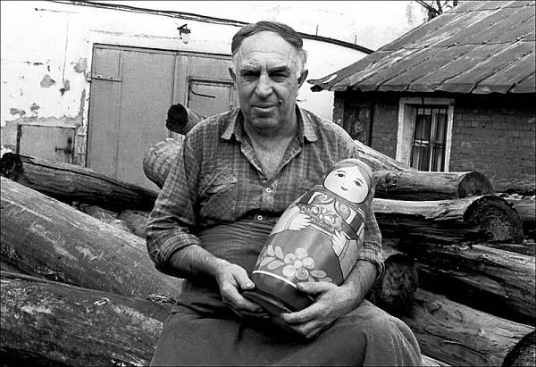 ©Владимир Жаров. «Московская область 1987»