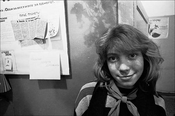 ©Владимир Жаров. «Московская область 1988»