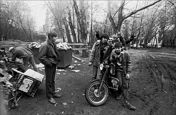 ©Владимир Жаров. «Москва 1987»