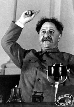 ©Иван Шагин. «Железный нарком Серго Орджоникидзе. 1936»