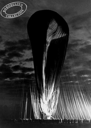 ©Иван Шагин. «В стратосферу. 1933»