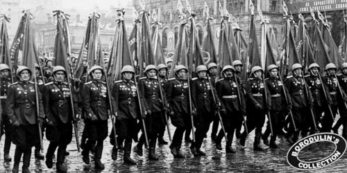 ©Иван Шагин. «Парад победы. Июнь 1945»