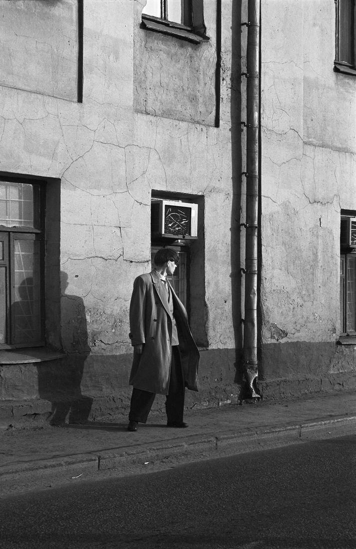 Андрей Безукладников. Совриск. Сергей Жегло. 1988