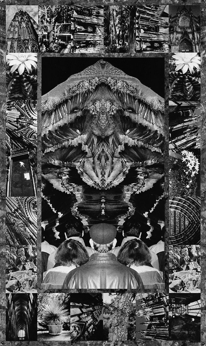 Андрей Безукладников. Карты Таро. Верховный жрец (The Pope)