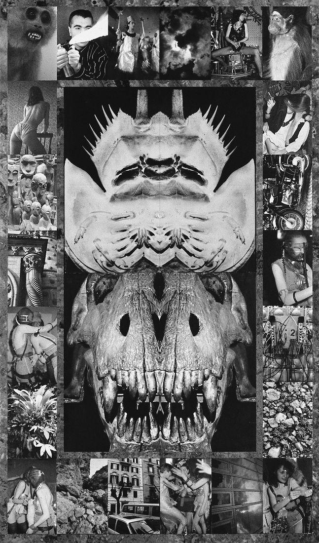 Андрей Безукладников. Карты Таро. Дьявол (The Devil)